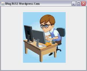 Siapkan projek gres di NetBeans contohnya nama projek  Cara Praktis Menampilkan Gambar Di Java Netbeans