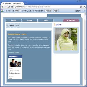 Membuat web ujian online dengan PHP dan MySQL