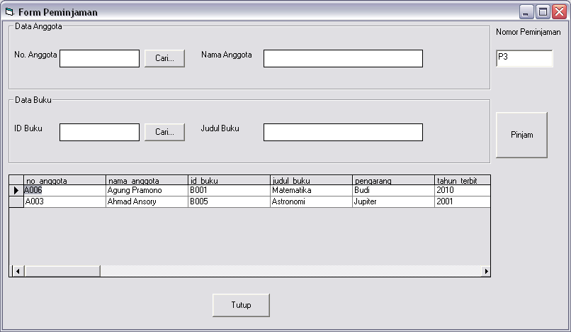... Membuat Form Login Aplikasi Dengan Java   newhairstylesformen2014.com