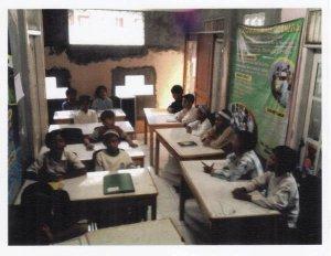 Para Santri Penghafal Qur'an