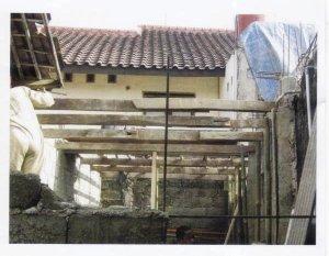 Rencana lantai 1 tingkat