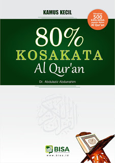 Buku - 80% Kosakata Al Qur'an
