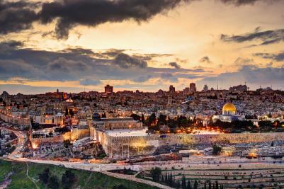 Israel-Palestine-Jerusalem-Yerusalem-Dome-Of-The-Rock
