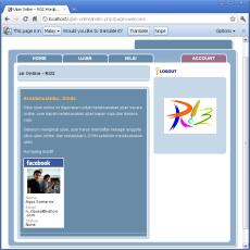 Aplikasi Ujian Online dengan PHP